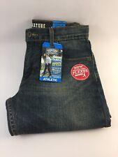 Levis Signature Athletic  Boy jeans Size 14 Reg Relaxed Fit Slim Leg