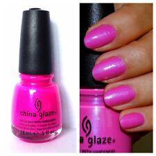 China Glaze Purple Panic 1008 14ml Nail Polish Lacquer Varnish Mg303