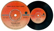 Philippines REYCARD DUET Don't Play the Song OPM 45 rpm Record