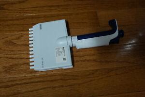 Rainin Pipet-lite  Pipettor  pipet  LTS XLS multichannel  L200  20-200 ul def