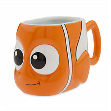 NEW DISNEY WORLD Store Nemo Finding Dory Mug Cup NWT So CUTE!