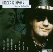 ROGER CHAPMAN Shadow On The Wall RARE OUT OF PRINT IMPORT CD  FAMILY member