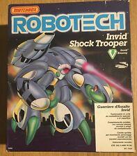 Matchbox  Robotech  Invid Shock Trooper Vintage