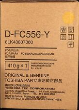 Toshiba 6LK43607000 D-FC556-Y YELLOW DEVELOPER for eStudio e5506AC/6506AC/7506AC