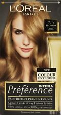 L'OREAL PARIS INFINIA  PREFERENCE 7.3 FLORIDA HONEY BLONDE HAIR COLOUR
