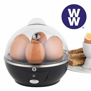 WW® EK3008WW Electric Boiled/ Poached Egg Cooker, 360 W