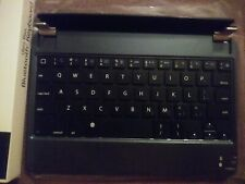 ULTRA THIN BLUETOOTH KEYBOARD. TURNS iPAD MINI INTO A THIN LAPTOP w BOX