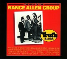 The rance Allen Group-the Best of package numérique 24 bits remastered