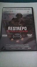 """DVD """"RESTREPO UN PELOTON UN VALLE UN AÑO"""""""
