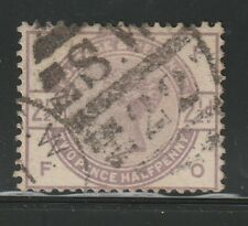 1885 21/2d Lilac sg190 used