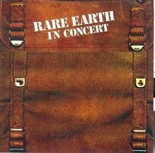 RARE CD DIGIPACK COMME NEUF RARE EARTH IN CONCERT