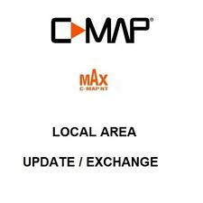 C-Map Max Local Chart Update / Exchange on C-Card Format