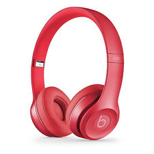 Beats by Dr. Dre Solo 2 Headband Headphones - Blush Rose