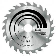 Bosch Optiline Pour Bois Lame de scie circulaire (190x30) 48 T 2608640617 3165140194112 V