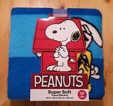Snoopy Woodstock-Peanuts/super soffici morbidi soffitto/Blu Rosso/Nuovo & OVP