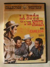 DVD LA RUEE VERS L'OR NOIR - Rod CAMERON / Bonita GRANVILLE - Lesley SELANDER