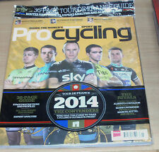 July Cycling Monthly Sports Magazines