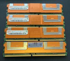 Hynix HYMP512F72BP8N2-Y5 4GB (4x1GB) 2Rx8 PC2-5300F DDR2-667MHz ECC Memory