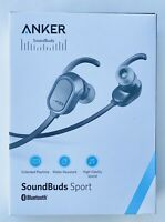 Anker SoundBuds Wireless Headphones Bluetooth Earbuds w/ Built-in Mic