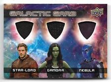 2017 Marvel Guardians of the Galaxy 2 Galactic Garb TRIPLE TM-14 Star-Lord Gamor