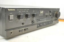 Technics Su-V60 Audiophile Stereo Integrated Amplifier HiFi - c h e c k i t -