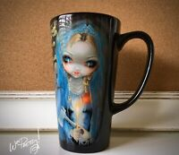 2013 Jasmine Becket Griffith THE BRIDE Haunted Mansion Wonderground Art Mug