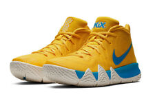14f5833e0c11 Nike Kyrie 4 Kix Cereal Pack Yellow Amarillo Blue White SNEAKERS Mens Size  11.5