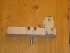 Bohrlehre für Einbohrband Rollenstärke 9 mm,