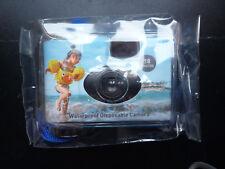Waterproof Disposable Camera 18 Exposures 135mm Fuji Film 5M Holiday Beach Photo
