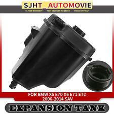 New Coolant Expansion Tank w/ Sensor for BMW X5 E70 X6 E71 E72 06-14 17137647290