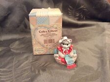 Calico Kittens Ornament #628220 Dated 1993