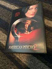 American Psycho 2 Widescreen Dvd Horror Halloween Like New Scary