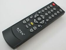 New Apex Digital DTV Converter Box Remote DT250 DT250A DT502 DT502A DT150