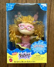 Angelica Vintage Rugrats Beach Collectible Doll New Nib 1998 Mattel Nickelodeon