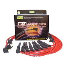 Taylor Spark Plug Wire Set 79257; 409 Pro Race 10.4mm Red for Ford V8