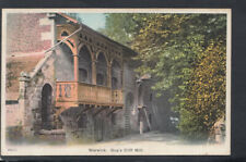 Warwickshire Postcard - Warwick, Guy's Cliff Mill   RS14204