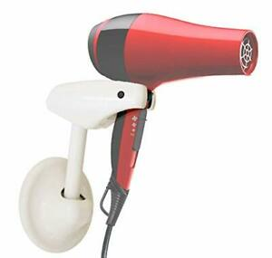 Bestie Adjustable Hair Dryer Holder - Hands Free Blow Drying with Fully
