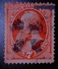 US 149 7c Stanton Vermillion Used SCV $100