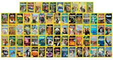 National Geographic MULTI LEVEL Readers Collection Set of 70 PAPERBACK Titles