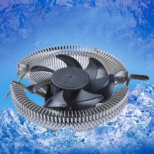 New Ultra Queit Hydro 3PIN Fan CPU Cooler Heatsink for INTEL for AMD Z001 JL