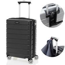 travelite SOHO Handgepäck Hartschalen Trolley Schwarz USB Port Reisekoffer 4-Rad