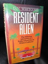 Ian Whitcomb~RESIDENT ALIEN~SIGNED 1ST/DJ~NICE COPY