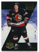 1996-97 Zenith Z-Team 13 Daniel Alfredsson