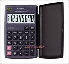 Brand New Casio Mini Pocket Portable Calculator LC-401LV-BK Black