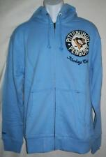 NEW $125 Mitchell & Ness NHL Pittsburgh Penguins Cross Check Track Jacket Sz L