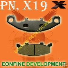 BRAKE PAD FOR KAWASAKI EX ZZR GPX ZR ZZ-R ZZR 250 NINJA