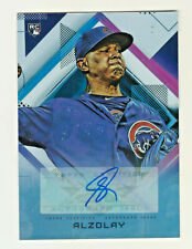 2020 Topps Fire AUTOGRAPH FA-AA ADBERT ALZOLAY RC Rookie Cubs AUTO TARGET RETAIL