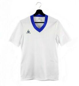 NOS 70s 80s Le Coq Sportif LCS vintage T-shirt jersey Tshirt OG made France XXS