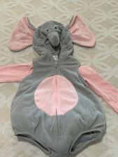 Carter's Baby ELEPHANT Costume & Top 12M Infant Halloween Child Circus Animal