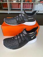 Nike Flex Contact 3 Running Shoes Black White AQ7484-004 Men's NEW